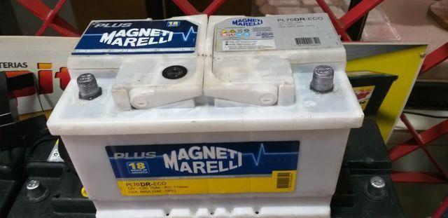 Baterias Automotivas 70 Amperes Magnetti Marelli  - Foto 2