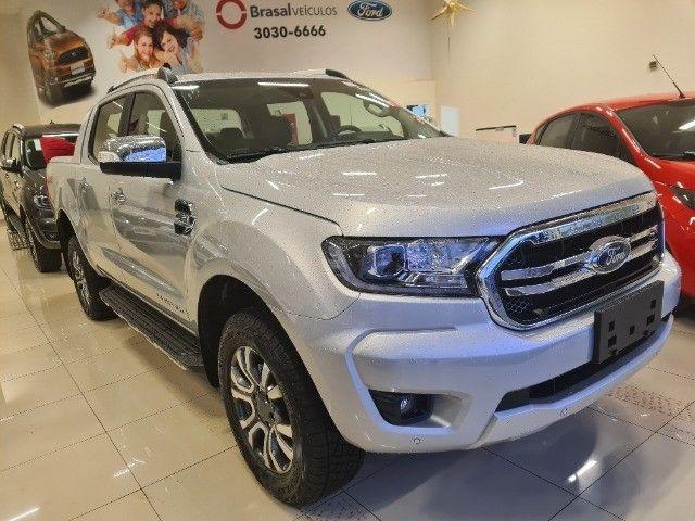 Ranger Limited 2022 - Apenas a Brasal Taguatinga - TEM!!! - Foto 3