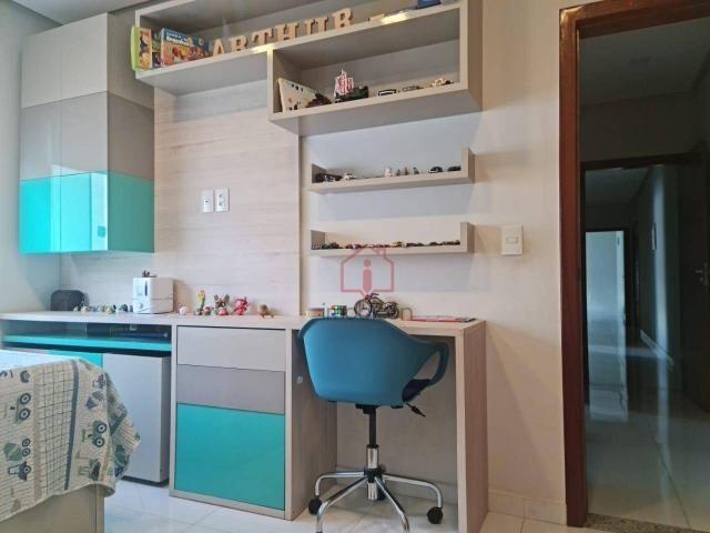 Casa com 4 dormitórios à venda, 240 m² por R$ 649.000 - Condominio Portal do Sol - Vitória - Foto 18