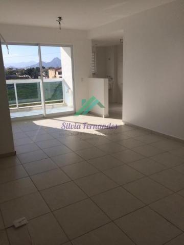 Apartamento para Locação em Rio das Ostras, Recreio, 3 dormitórios, 1 suíte, 2 banheiros,  - Foto 5