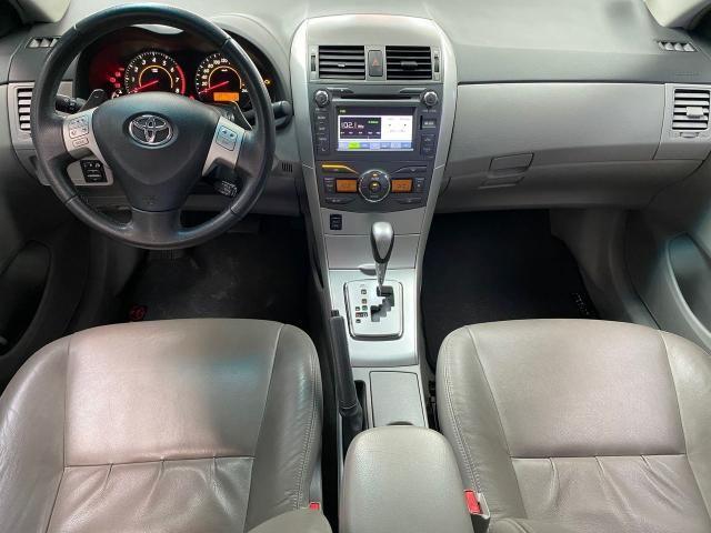 Corolla XEi 2.0 Flex 16V Aut. blindado - Foto 5