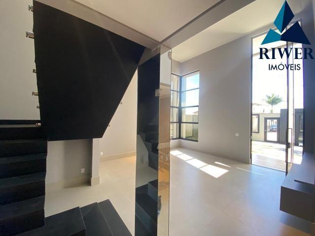 Luxo! Casa perfeita e mobiliada em Vicente Pires! 4 suites, revestimentos e materiais de p - Foto 3