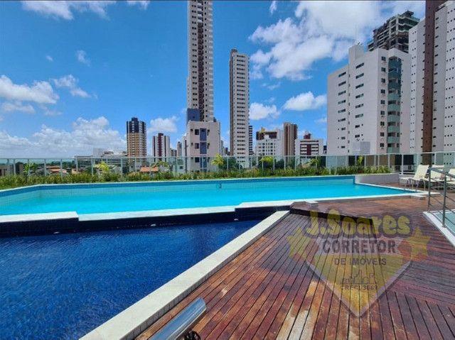 Manaíra, 3 quartos, Suíte, 70m², R$ 365 mil, Aluguel, Apartamento, João Pessoa - Foto 15