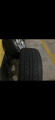 Rodas aro 19 com pneus  - Foto 6
