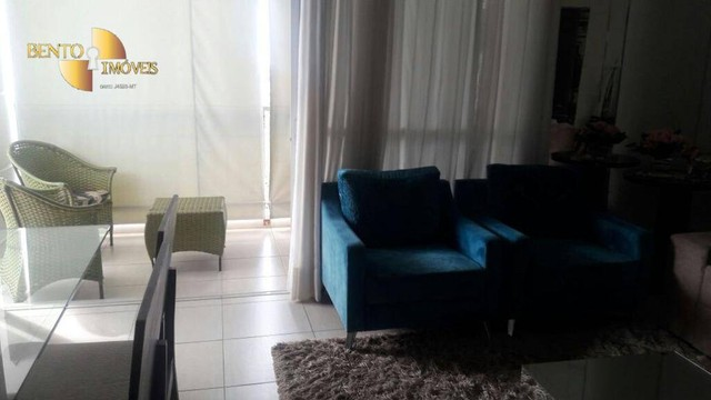 Cuiabá - Apartamento Padrão - Bosque da Saúde - Foto 9