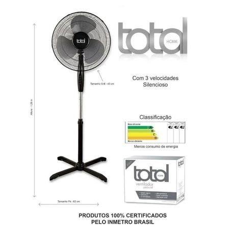 Ventilador Total de Coluna Novo - Embalado na Caixa Gat Magazine - Foto 2