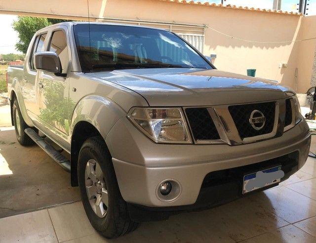 Nissan Frontier SEL 2.5 4x4