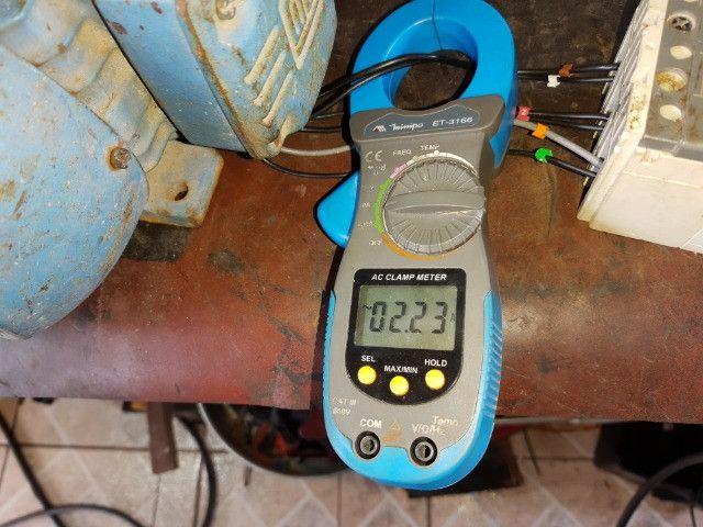 Motor De Indução Trifásico Weg 1,5cv 220/380v - Foto 5