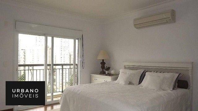 Apartamento com 4 dormitórios para alugar, 226 m² por R$ 25.000,00/mês - Vila Nova Conceiç - Foto 11