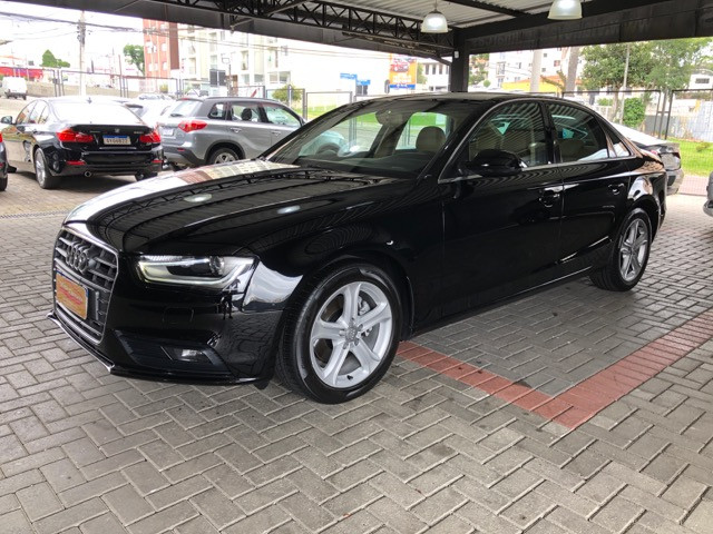 Audi A4 Attraction 1.8 TFSI 2015