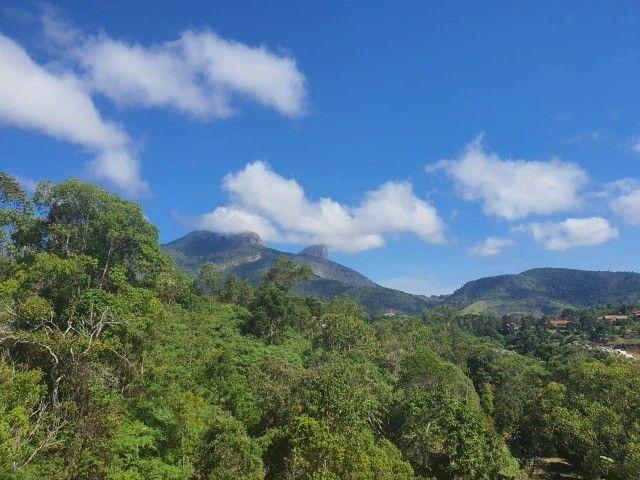 Vendo Lote 2.500 M² com Vista Eterna para Pedra Azul - Condomínio Cerro Azul - Foto 17