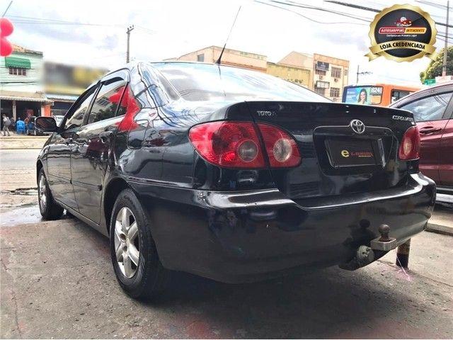 Toyota Corolla 2007 1.6 xli 16v gasolina 4p manual - Foto 7
