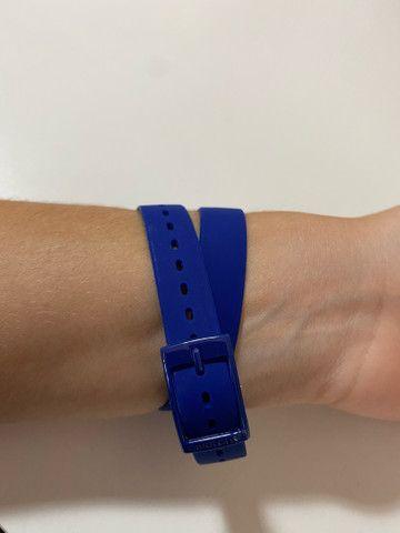 Relógio Suíço Swatch nunca usado duas voltas - Foto 4