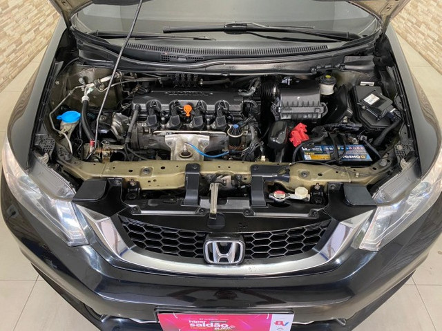 Honda Civic 2.0 GNV - Foto 13