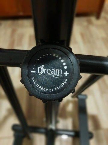 Elíptico Dream Fitness Mag 5000E Semi novo. - Foto 3