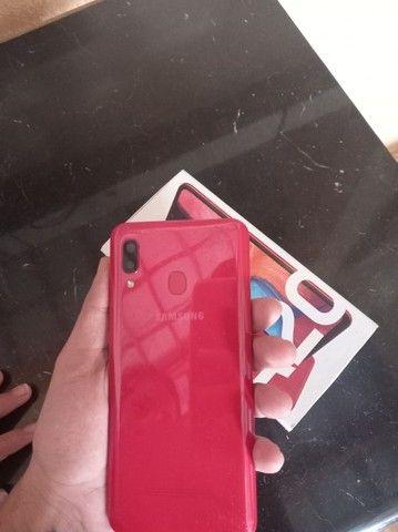 Samsung A20 - Vermelho - 32GB - Foto 3