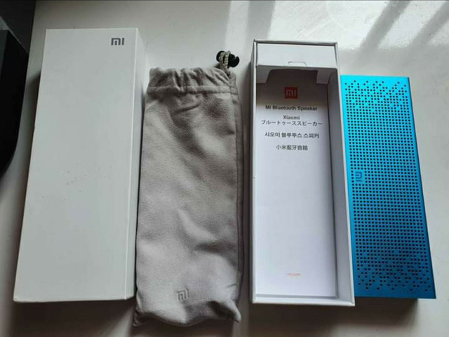 Caixa de Som Portátil Xiaomi Mi Bluetooth - Foto 4