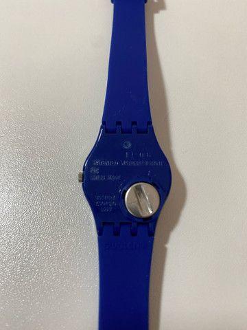 Relógio Suíço Swatch nunca usado duas voltas - Foto 2