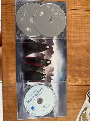DVD triplo Amanhecer parte 2 - Foto 2