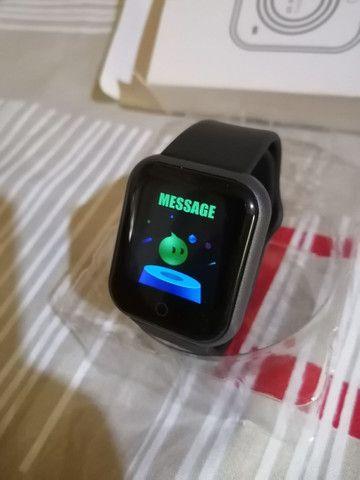 Presente smartwatch y68  - Foto 5