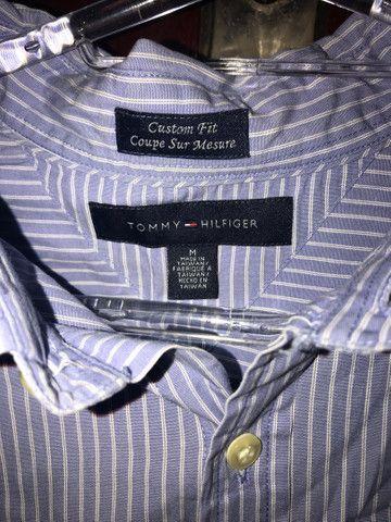 Camisa social Giorgio Armani / Tommy Hilfiger - Foto 5