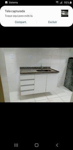 Alugo ótimo apartamento 2/4 mobiliado  no cond Jardim independência  - Foto 4