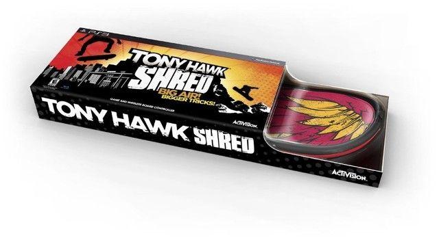 Tony Hawk: Shred (Skate Bundle) - PS3 - Foto 2