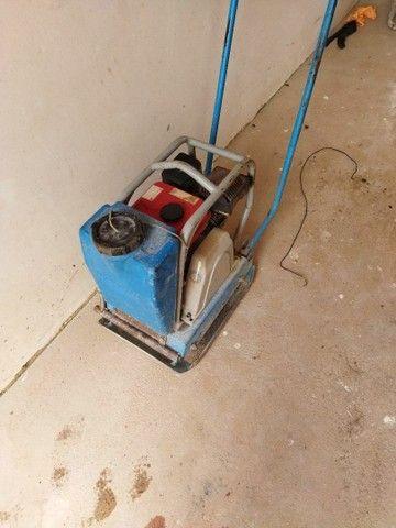 Betoneira sapo compactador andaimes martelete - Foto 6