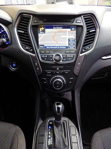 Hyundai Santa Fe 3.3 V6 2014 Excelente Estado - Foto 9