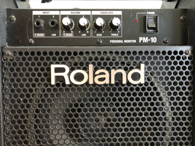 Monitor Roland VDrums PM-10 - Foto 3