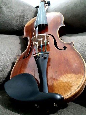 Violino Stainer restaurado Aprox. 150 anos  - Foto 2