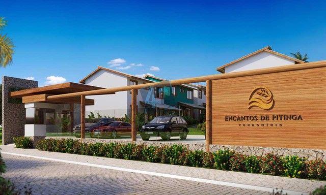 Casa Duplex com 3 dormitórios à venda, 145 m² por R$ 900.000 - Praia de Pitinga - Porto Se - Foto 2
