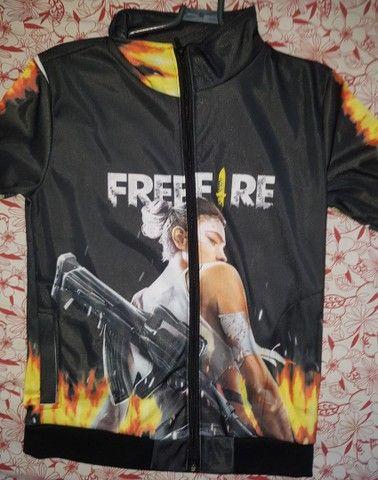 Casacos Free fire infantil - Foto 3