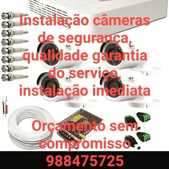 Câmeras de segurança (CFTV) - Foto 2