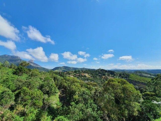 Vendo Lote 2.500 M² com Vista Eterna para Pedra Azul - Condomínio Cerro Azul - Foto 19