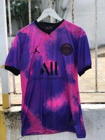 Camisa de time r$60 Premium