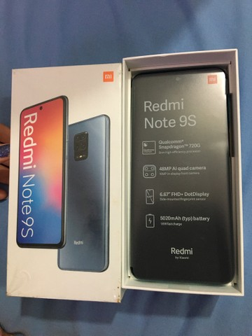 Xiaomi redmi note 9s 64gb
