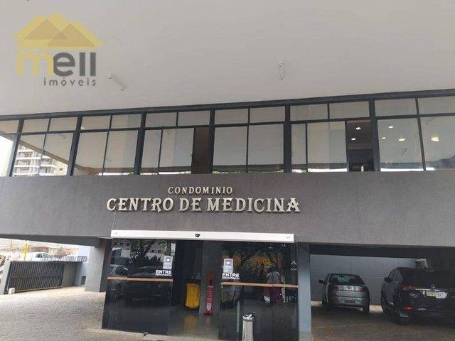 Sala para alugar, 25 m² por R$ 1.100,00/mês - Jardim Paulista - Presidente Prudente/SP