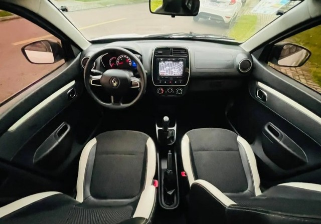 Renault Kwid 1.0 12V Sce Flex Intense Manual  - Foto 11
