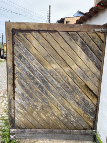 Vendo portão de Garagem - Foto 3