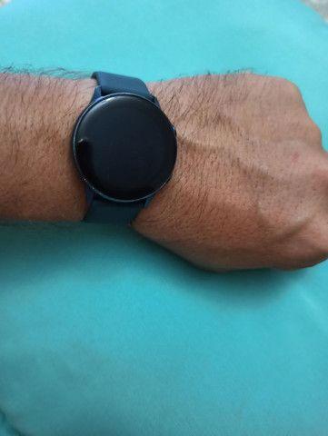 Smartwatch Samsung Active Azul  - Foto 4