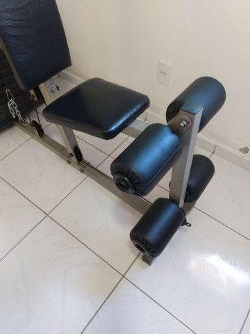 Estação para musculação - Foto 2