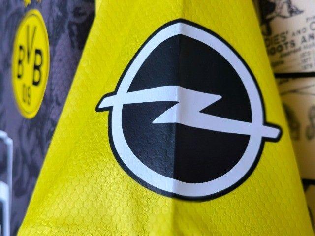 Camisa Dortmund 2021/22 Edição limitada - Foto 5