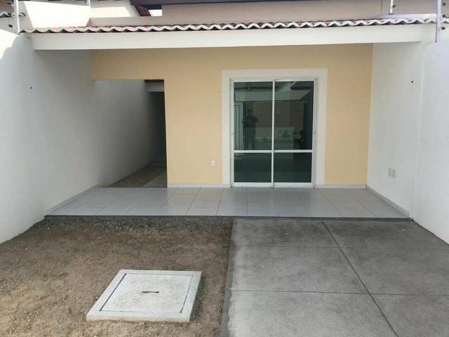 Casas pertinho de Messejana, 3 quartos 2 vagas fino acabamento - Foto 3