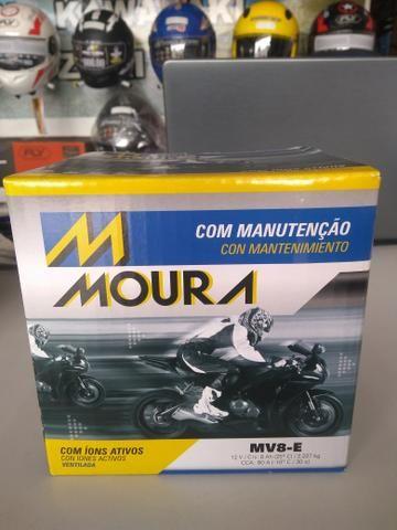 Bateria ma9-e transalp next250 entrega em todo Rio - Foto 3