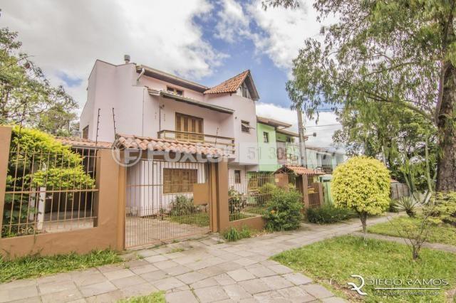 Casa à venda com 3 dormitórios em Guarujá, Porto alegre cod:164138