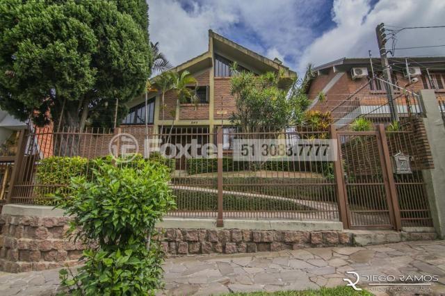 Casa à venda com 4 dormitórios em Ipanema, Porto alegre cod:169508
