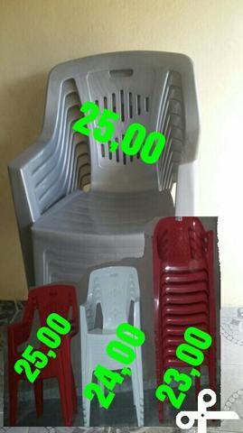 Pra vender logo essas cadeiras