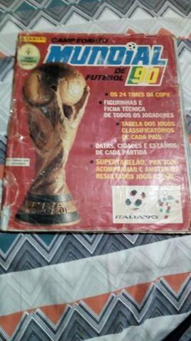 Coleção da copa do mundo