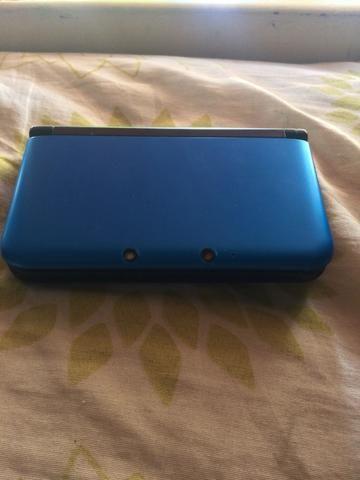 Nintendo 3DS xl + 6 super game e 1 AR4 card de 50 games